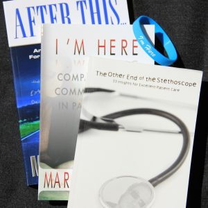 "Medical Bundle with a free ""I'm Here"" Wristband! $35.00"